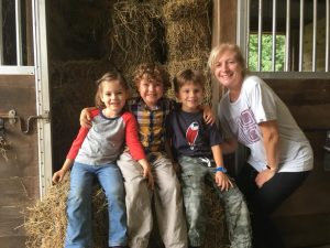 Horses and Homeschoolers Program